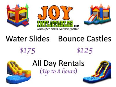 Astonishing Joy Inflatables Llc Bounce Houses Inflatables Water Home Interior And Landscaping Ologienasavecom